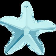 Swarovski Pendant 6721 - 20mm, Aquamarine (202), 30pcs