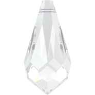 Swarovski Pendant 6000 - 11x5.5mm, Crystal (001), 288pcs