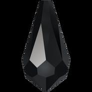 Swarovski Pendant 6000 - 15x7.5mm, Jet (280), 144pcs