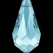 Swarovski Pendant 6000 - 11x5.5mm, Aquamarine (202), 288pcs