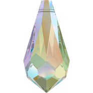 Swarovski Pendant 6000 - 11x5.5mm, Crystal Paradise Shine (001 PARSH), 288pcs