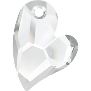 Swarovski Pendant 6261 - 17mm, Crystal (001), 48pcs
