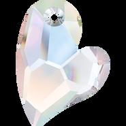 Swarovski Pendant 6261 - 17mm, Crystal Aurore Boreale (001 AB), 48pcs