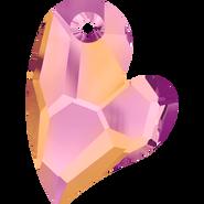 Swarovski Pendant 6261 - 27mm, Crystal Astral Pink (001 API), 20pcs