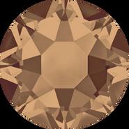 Swarovski Hotfix 2078 - ss16, Crystal Bronze Shade (001 BRSH Advanced), Hotfix, 1440pcs