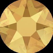 Swarovski Hotfix 2078 - ss12, Crystal Metallic Sunshine (001METSH Advanced), Hotfix, 48pcs