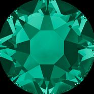 Swarovski Hotfix 2078 - ss30, Emerald (205 Advanced), Hotfix, 288pcs