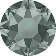 Swarovski Hotfix 2078 - ss16, Black Diamond (215 Advanced), Hotfix, 1440pcs