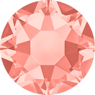 Swarovski Hotfix 2078 - ss16, Rose Peach (262 Advanced), Hotfix, 1440pcs