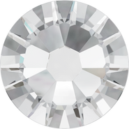 Swar Crystal Flatback 2058 - ss6, Crystal (001) Foiled, No Hotfix, 1440pcs
