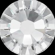 Swarovski Flatback 2058 - ss9, Crystal (001) Foiled, No Hotfix, 1440pcs