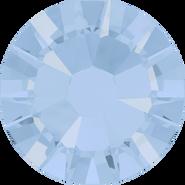 Swarovski Flatback 2058 - ss7, Air Blue Opal (285) Foiled, No Hotfix, 1440pcs