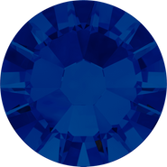 Swarovski Flatback 2058 - ss9, Cobalt (369) Foiled, No Hotfix, 1440pcs