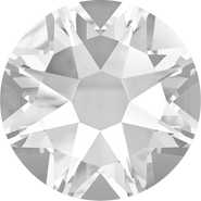 Swar Crystal Flatback 2088 - ss34, Crystal (001) Foiled, No Hotfix, 144pcs