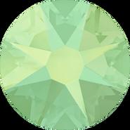 Swarovski Flatback 2088 - ss12, Chrysolite Opal (294) Foiled, No Hotfix, 1440pcs
