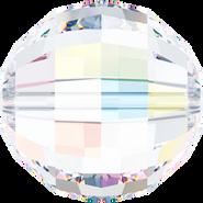 Swarovski Bead 5005 - 16mm, Crystal Aurore Boreale (001 AB), 24pcs