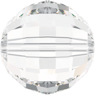 Swarovski Bead 5005 - 8mm, Crystal (001), 216pcs