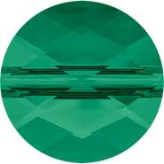 Swarovski Bead 5052 - 6mm, Emerald (205), 288pcs