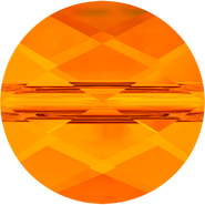 Swarovski Bead 5052 - 6mm, Tangerine (259), 288pcs