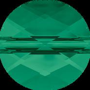 Swarovski Bead 5052 - 8mm, Emerald (205), 144pcs