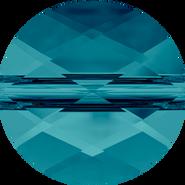 Swarovski Bead 5052 - 8mm, Indicolite (379), 144pcs