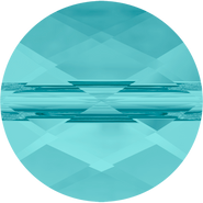 Swarovski Bead 5052 - 8mm, Light Turquoise (263), 144pcs
