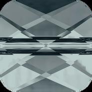 Swarovski Bead 5053 - 8mm, Black Diamond (215), 144pcs