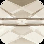 Swarovski Bead 5053 - 8mm, Crystal Silver Shade (001 SSHA), 144pcs