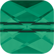 Swarovski Bead 5053 - 8mm, Emerald (205), 144pcs