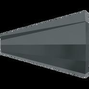 Swarovski Bead 5540 - 17mm, Jet Hematite (280 HEM), 48pcs