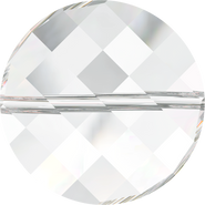 Swarovski Bead 5621 - 14mm, Crystal (001), 96pcs