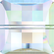 Swarovski Bead 5624 - 14mm, Crystal Aurore Boreale (001 AB), 72pcs
