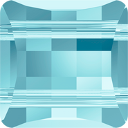 Swarovski 5625 - 10mm, Aquamarine (202), 108pcs