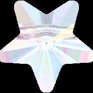 Swarovski Bead 5714 - 8mm, Crystal Aurore Boreale (001 AB), 288pcs