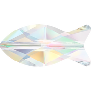 Swarovski Bead 5727 - 14mm, Crystal Aurore Boreale (001 AB), 108pcs