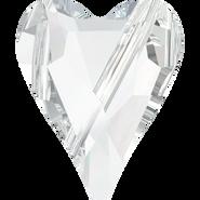 Swarovski Bead 5743 - 12mm, Crystal (001), 108pcs