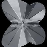 Swarovski Bead 5754 - 8mm, Crystal Silver Night (001 SINI), 288pcs