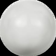 Swarovski Crystal Pearl 5818 - 10mm, Crystal Pastel Grey Pearl (001 968), 100pcs