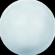 Swarovski Crystal Pearl 5818 - 6mm, Crystal Pastel Blue Pearl (001 966), 500pcs