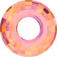 Swarovski Pendant 6039 - 25mm, Crystal Astral Pink (001 API), 24pcs
