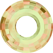 Swarovski Pendant 6039 - 25mm, Crystal Luminous Green (001 LUMG), 24pcs