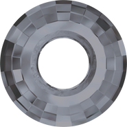 Swarovski Pendant 6039 - 25mm, Crystal Silver Night (001 SINI), 24pcs