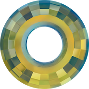 Swarovski Pendant 6039 - 38mm, Crystal Iridescent Green (001 IRIG), 9pcs