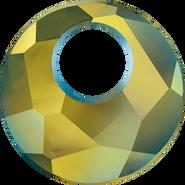 Swarovski Pendant 6041 - 38mm, Crystal Iridescent Green (001 IRIG), 6pcs