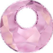 Swarovski Pendant 6041 - 38mm, Crystal Lilac Shadow (001 LISH), 6pcs