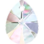 Swarovski Pendant 6128 - 10mm, Crystal Aurore Boreale (001 AB), 144pcs