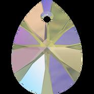 Swarovski Pendant 6128 - 8mm, Crystal Paradise Shine (001 PARSH), 144pcs