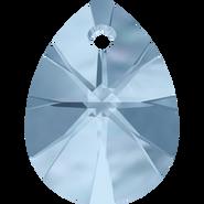 Swarovski Pendant 6128 - 8mm, Denim Blue (266), 144pcs