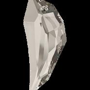 Swarovski Pendant 6150 - 50mm, Crystal Satin (001 SAT), 9pcs