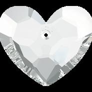 Swarovski Pendant 6264 - 36mm, Crystal (001), 6pcs